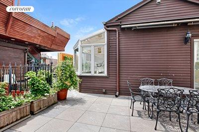 New York City Real Estate | View 203 East 13th Street, PH4CD | Terrace