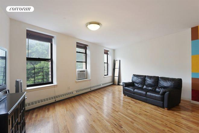 16 MORNINGSIDE AVE, 5N, Living Room
