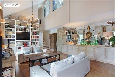 New York City Real Estate | View 58 Strong Place, #4A | Living Room