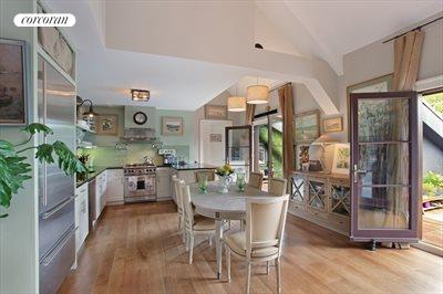 New York City Real Estate | View 58 Strong Place, #4A | Kitchen / Dining Room