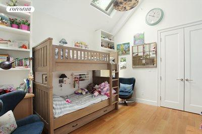 New York City Real Estate | View 58 Strong Place, #4A | Kids Bedroom