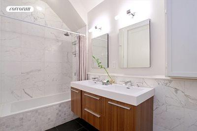 New York City Real Estate | View 58 Strong Place, #4A | Bathroom