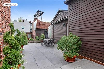 New York City Real Estate | View 203 East 13th Street, PH4CD | Terrace 3