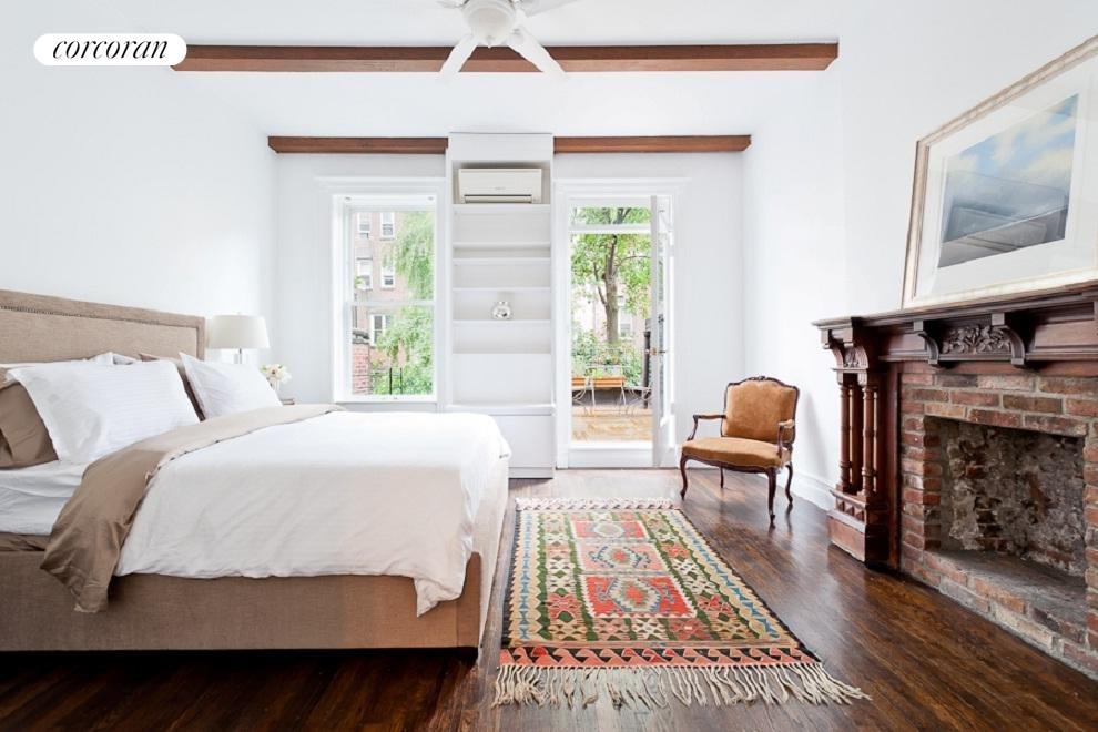 Master Suite & Private Terrace