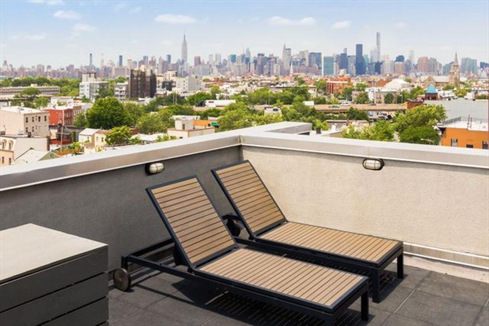common roof deck