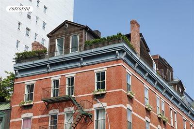 New York City Real Estate | View 203 East 13th Street, PH4CD | Exterior