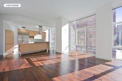 475 Greenwich Street, Living Room