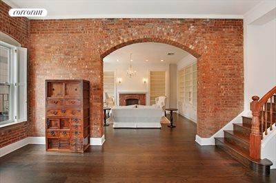 New York City Real Estate | View 203 East 13th Street, PH4CD | Living Room / Dining Room