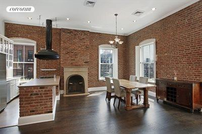 New York City Real Estate | View 203 East 13th Street, PH4CD | Kitchen / Dining Room