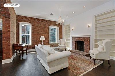 New York City Real Estate | View 203 East 13th Street, PH4CD | Living Room