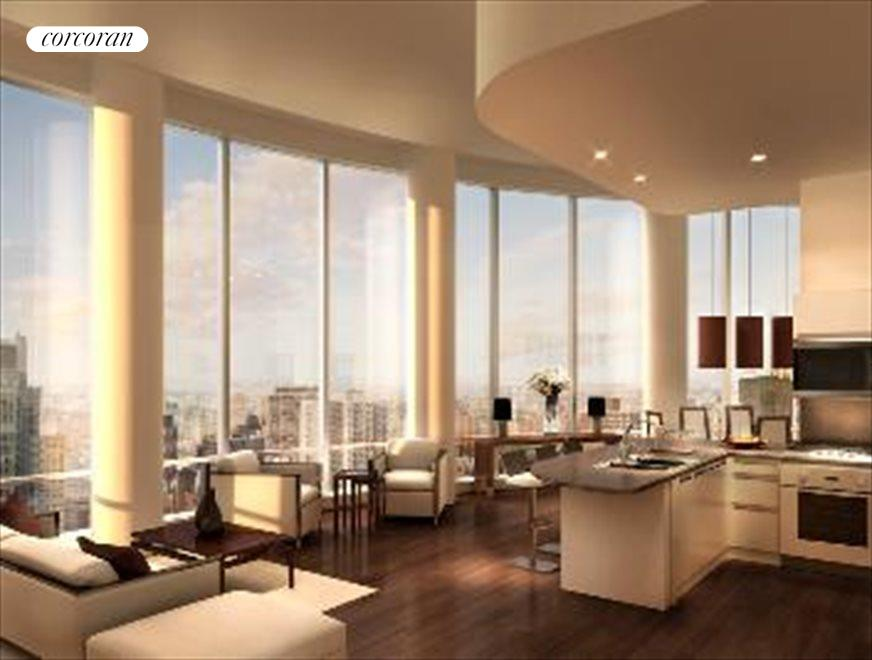 New York City Real Estate | View 250 East 49th Street, #12B | 1 Bed, 1 Bath