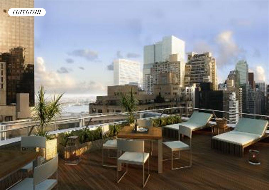 New York City Real Estate | View 250 East 49th Street, #12B | room 3