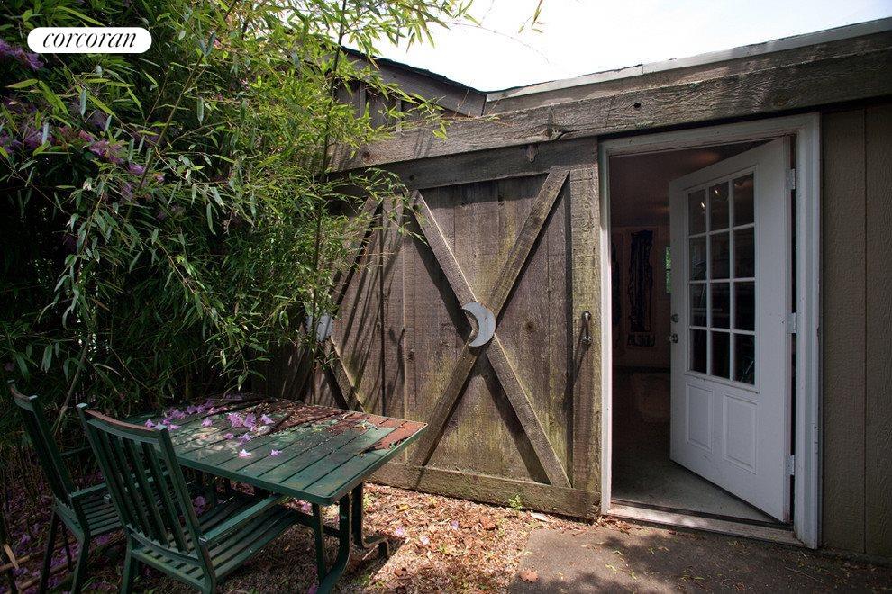 Outbuilding or Garage