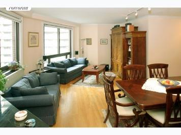 203 West 90th Street, 8E, Living/Dining Room