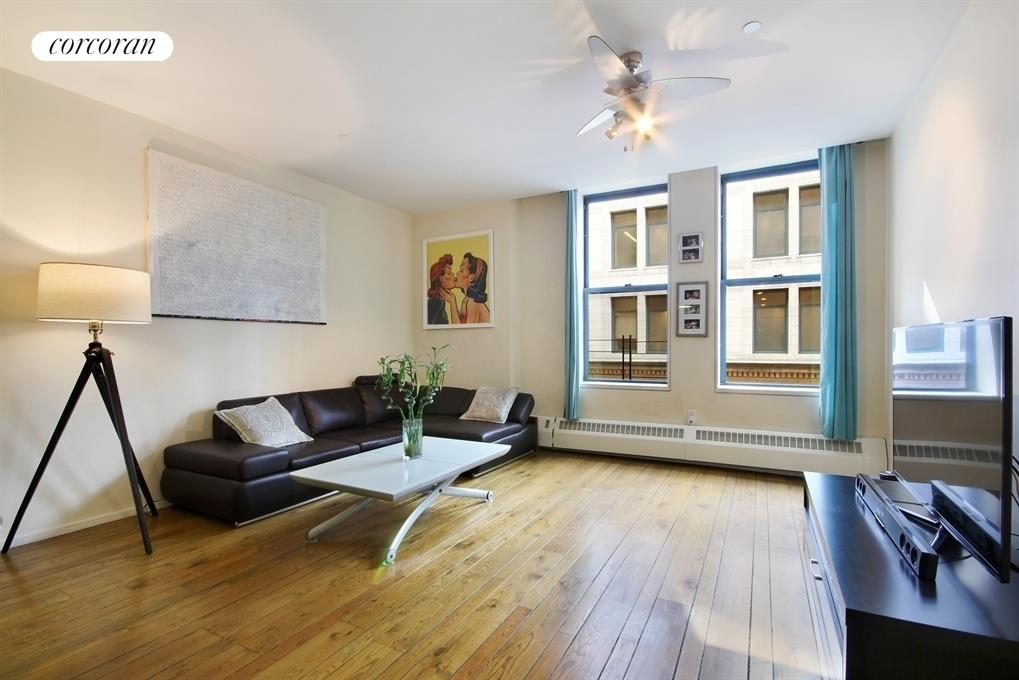 21 ASTOR PLACE, 5A, Living Room