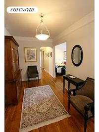 large entry foyer