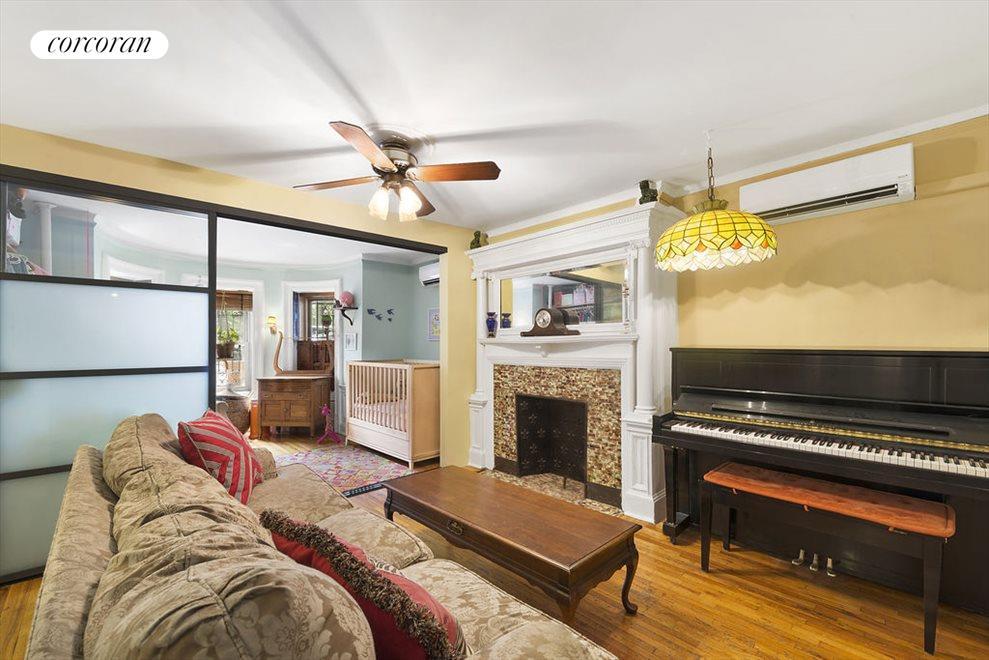 Living Room & Converted Nursery