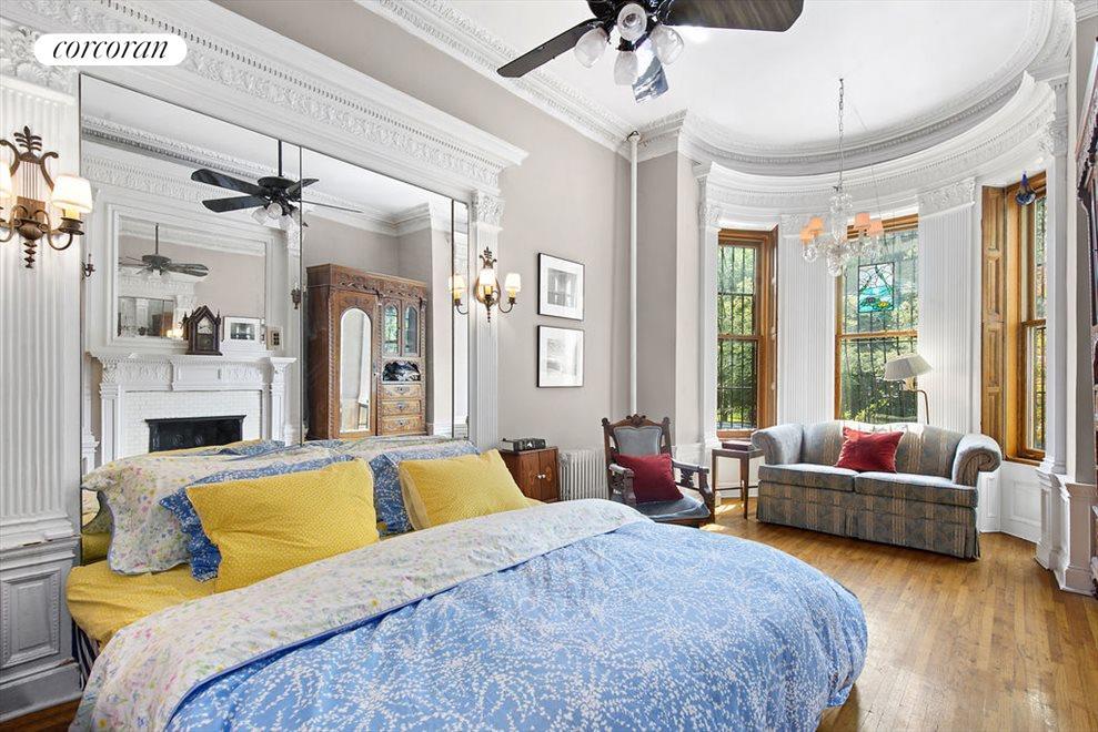 Parlor Floor Bedroom
