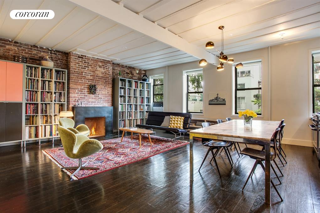 92 Wyckoff Street, 3, Living Room