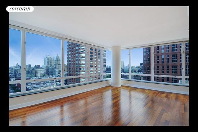 150 COLUMBUS AVE, 15F, Living Room