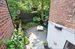 112 West 78th Street, Looking from Parlor into Private Garden