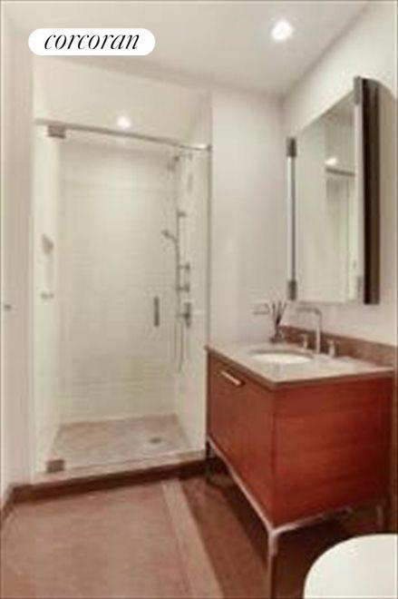 Powder Room w/Shower