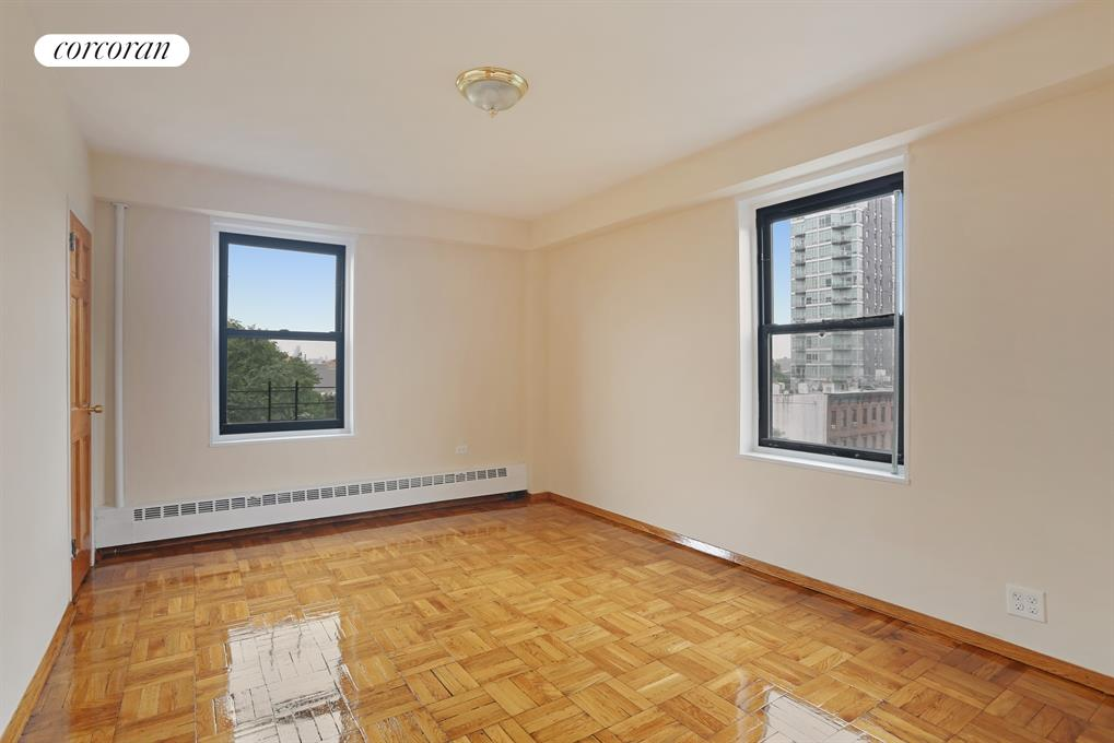 165 Clinton Avenue, 5H, Living Room / Dining Room