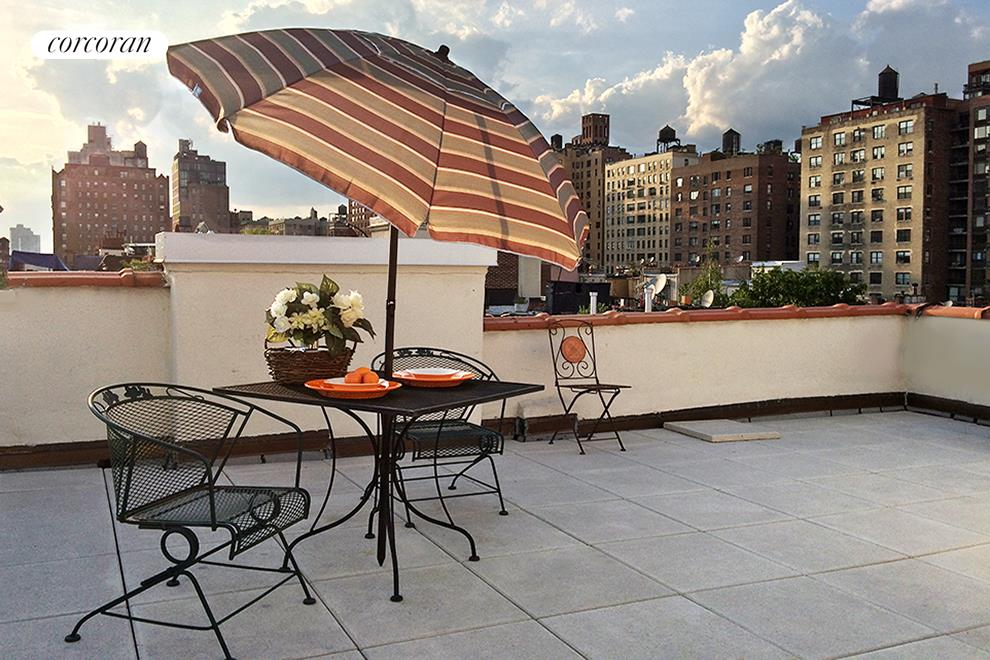105 West 77th Street, 5A, South facing city view.