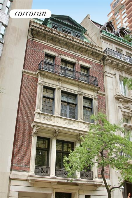 Corcoran 7 east 84th street upper east side real estate for Upper east side townhouses for sale