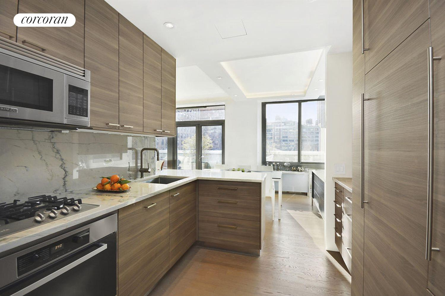 New York City Real Estate | View 225 West 60th Street, 6B | Kitchen