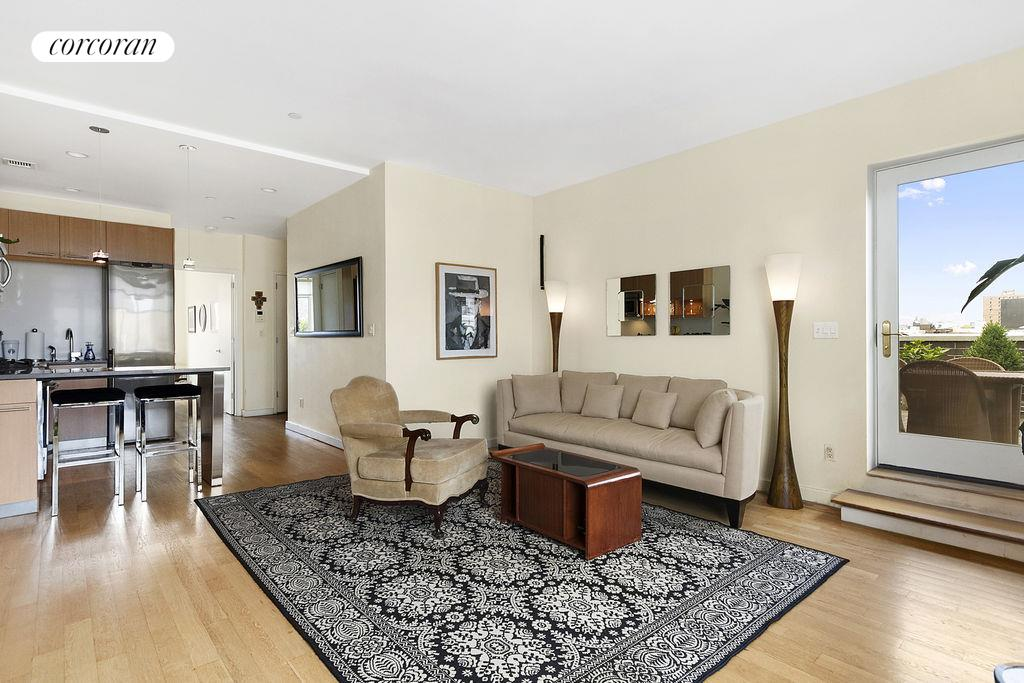 330 East 119th Street, 7A, A true penthouse with huge terraces and views