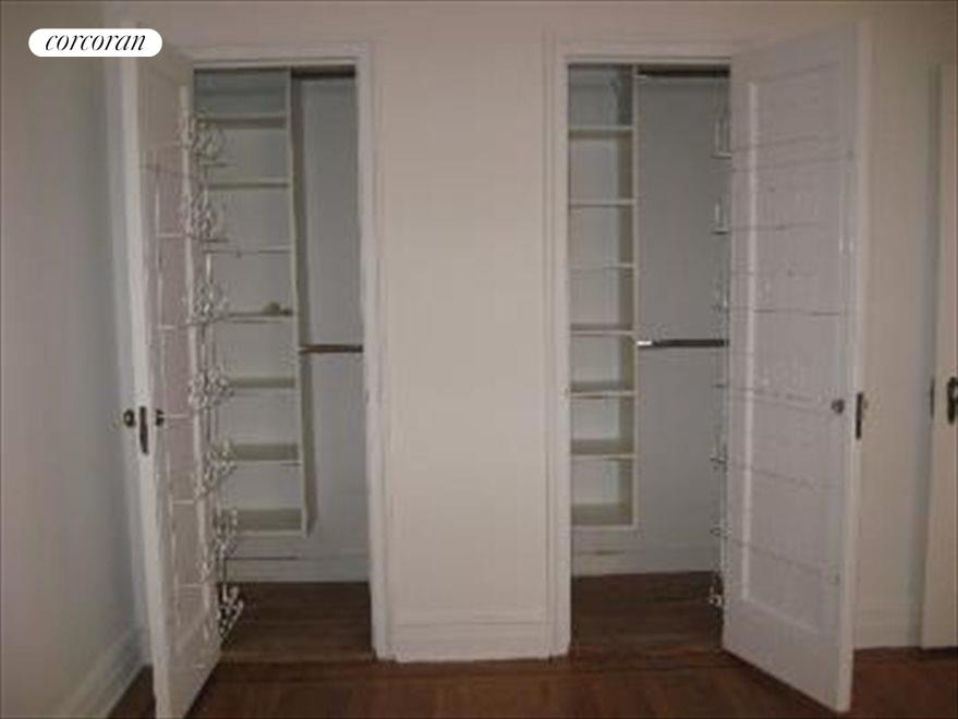 Great Closets!
