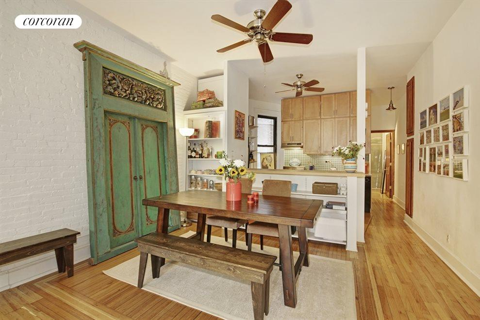 New York City Real Estate | View 404 3rd Street, #B1 | room 2