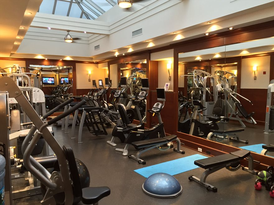 New York City Real Estate | View 27 West 72nd Street, #G4 | Gym