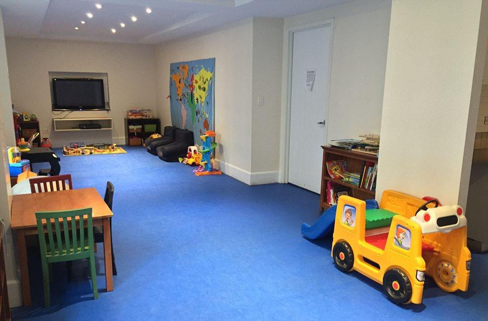 New York City Real Estate | View 27 West 72nd Street, #G4 | Children's Play Room