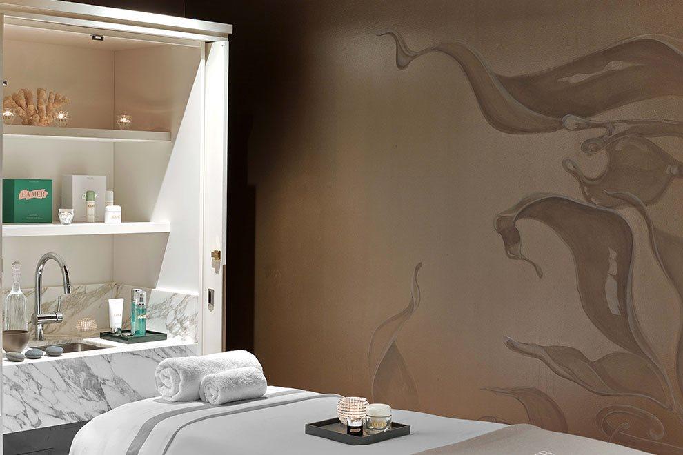La Mer Spa Treatment Room