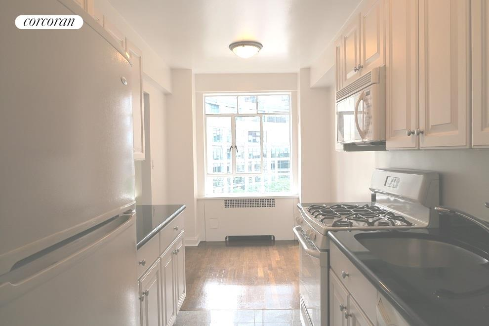240 Central Park South, 8F, Kitchen