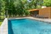 15 Seaponack Drive, Heated gunite pool and hot tub