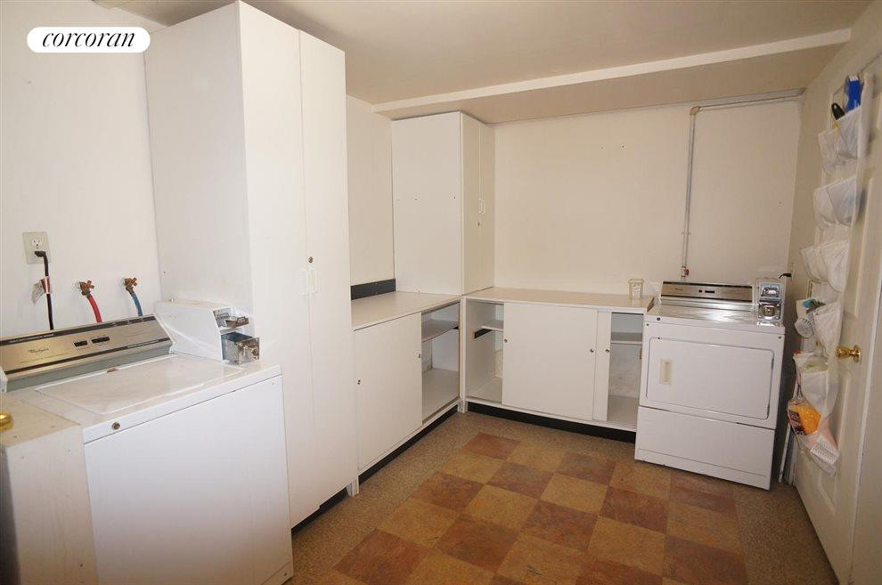 Private Laundry Room!