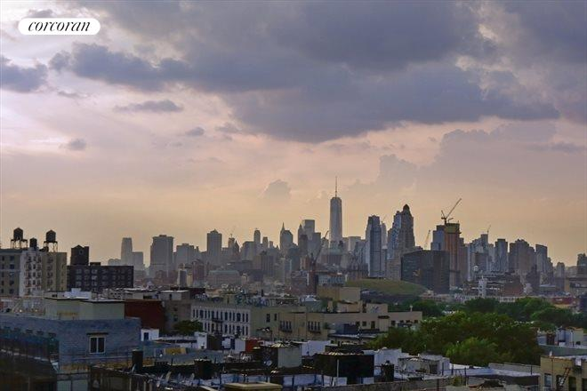 135 Eastern Parkway, 8K, Dramatic sunsets...