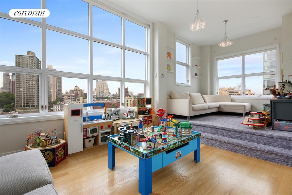 Amazing 42 Main Street, 10F, Living Room