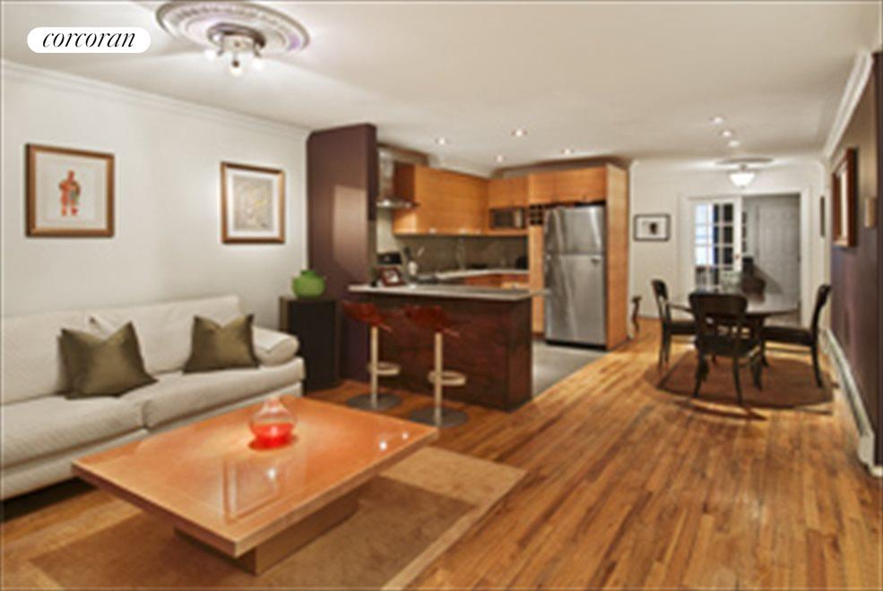 New York City Real Estate | View 474 Waverly Avenue, #1 | 3.5 Beds, 2 Baths