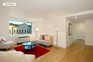 40 West 116th Street, A605, Living Room