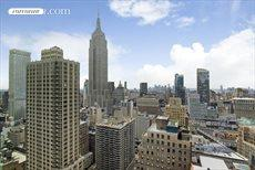 100 West 39th Street, Apt. 41I, Midtown West