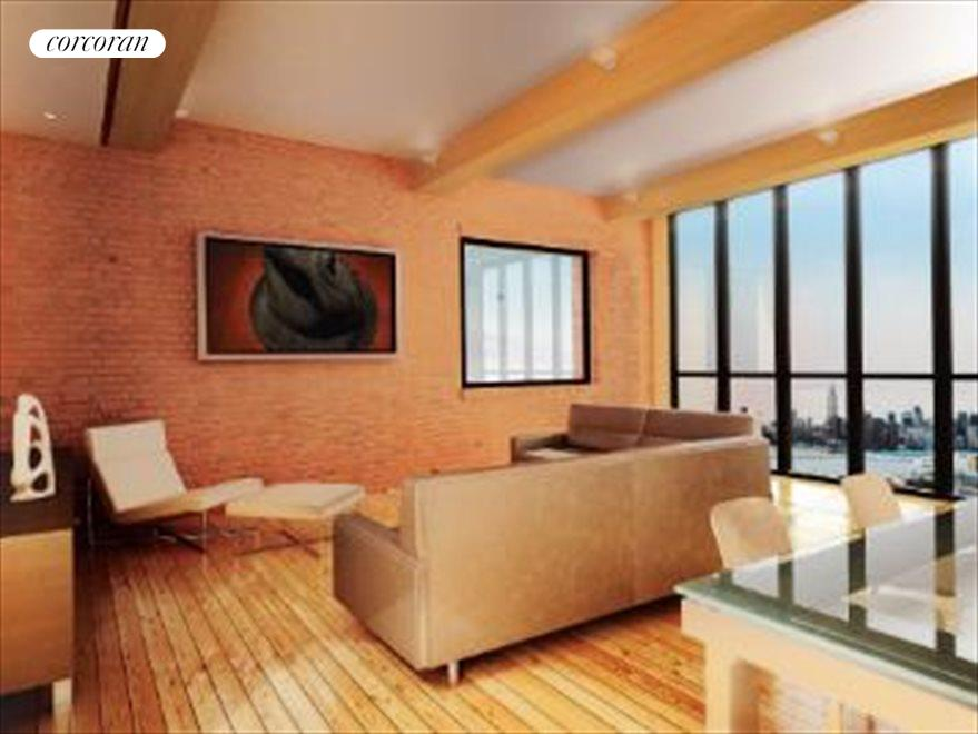 New York City Real Estate | View 72 Berry Street, #1A | room 2