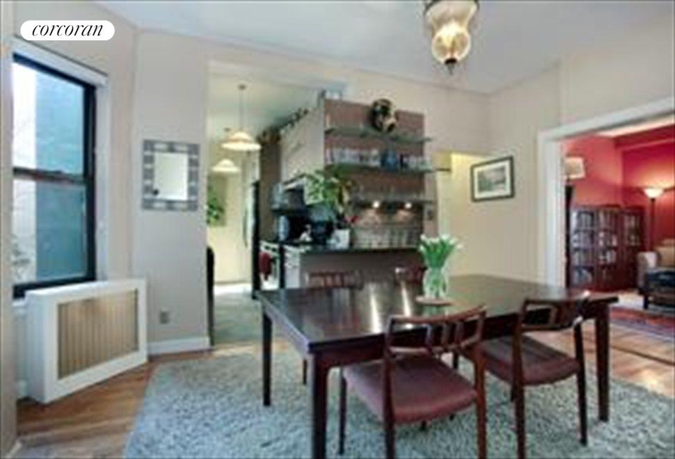 Formal Dining Room and or Living Room
