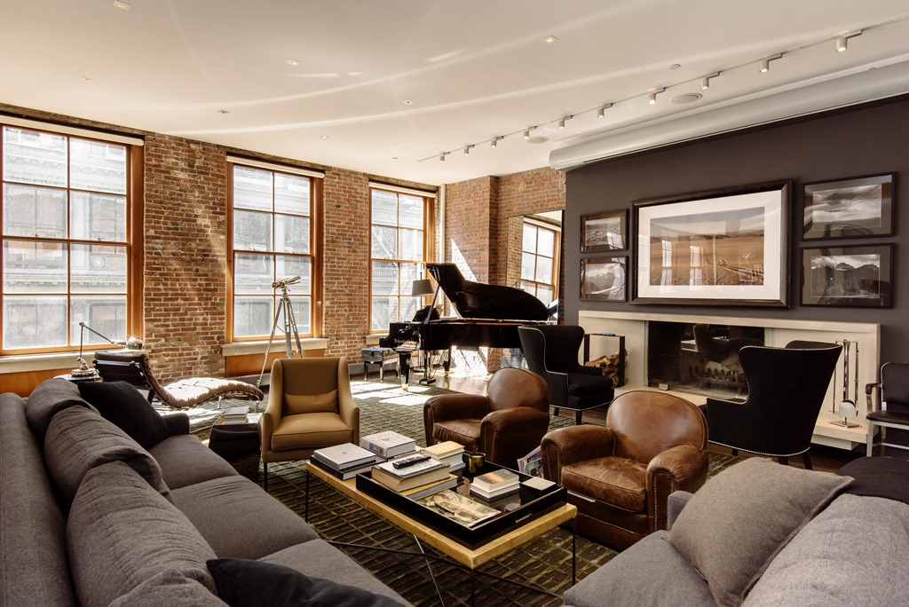 30 Crosby Street, 3A, Living Room