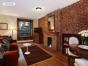 118 West 81st Street, BF, Living Room