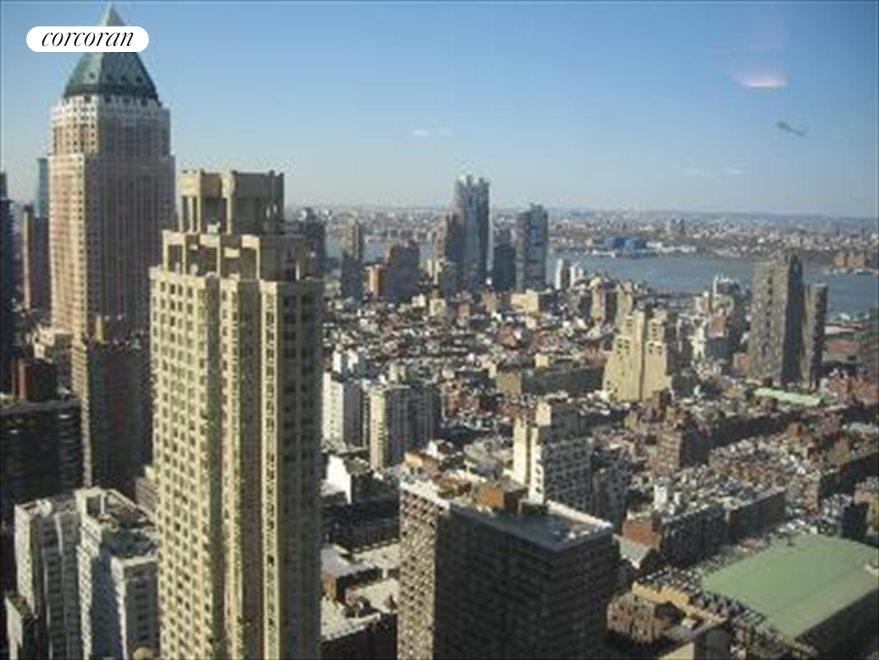 New York City Real Estate | View 230 West 56th Street, #54D | room 1
