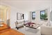 17 CHITTENDEN AVE, 4A, Living Room/Dining Room